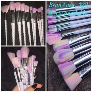 Other - 🦄 Unicorn Makeup Brush Set 🦄